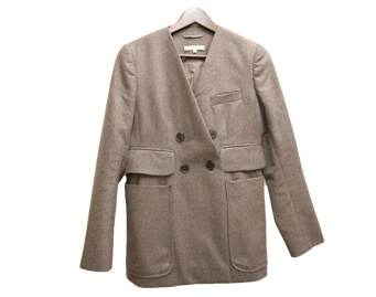 ウールコートジャケット買取